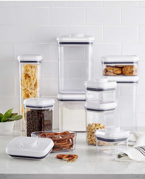 Oxo Softworks 12 Piece Pop Container Set With Pop Lids